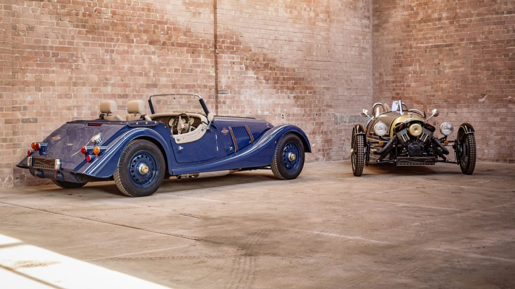 Morgan 4/4 80th Special Edition Three Wheeler