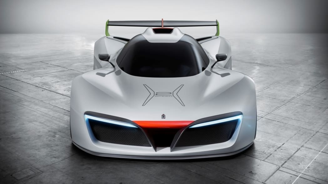 pininfarina h2 speed concept front