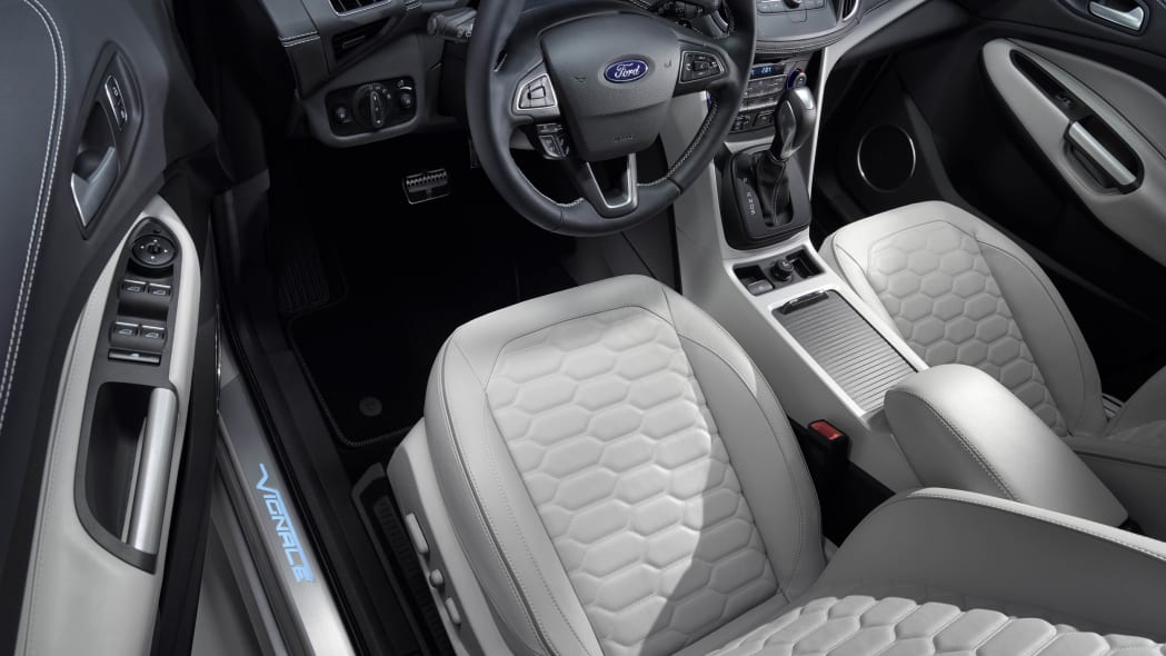 Ford Kuga Vignale Concept seats