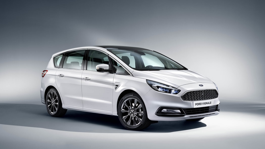 Ford S-Max Vignale front 3/4