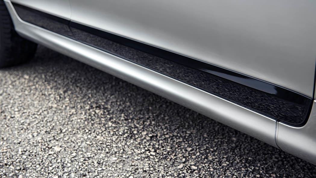 Polestar Performance Parts side sill