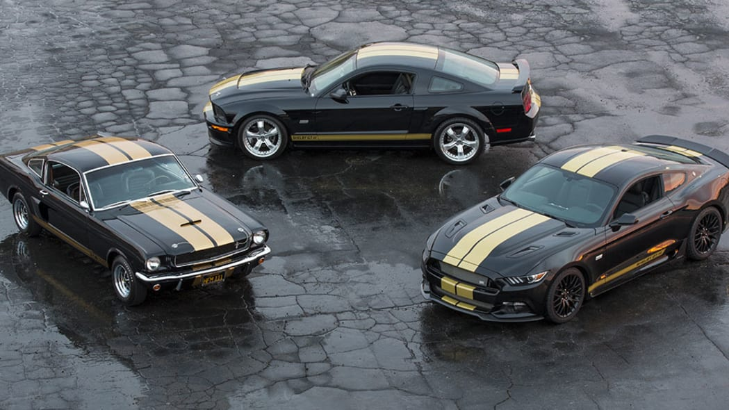 2016 ford shelby gt-h collection