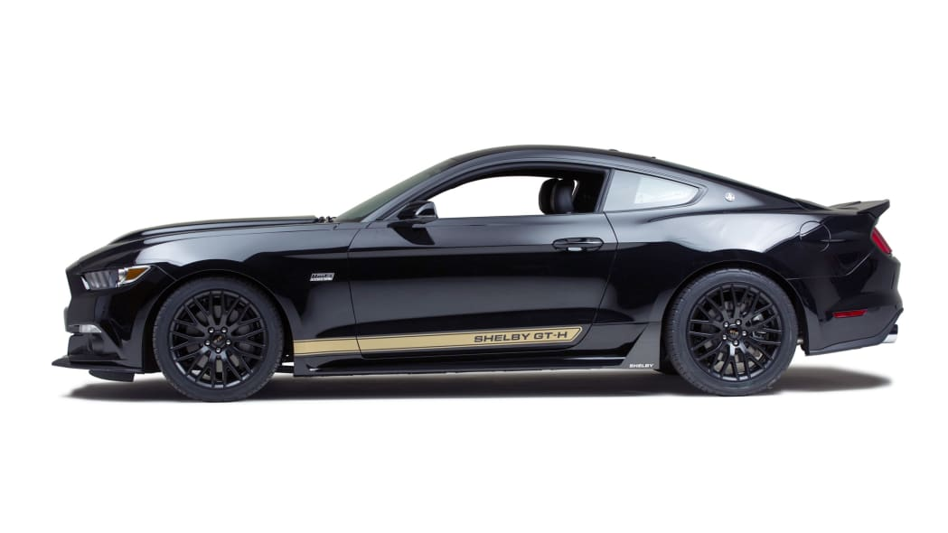 2016 ford shelby gt-h profile