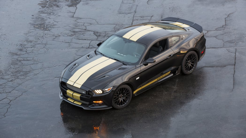 2016 ford shelby gt-h above