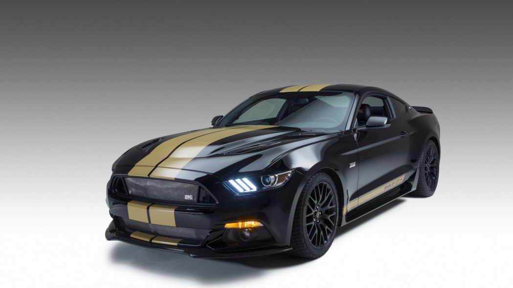 2016 ford shelby gt-h three quarters lights