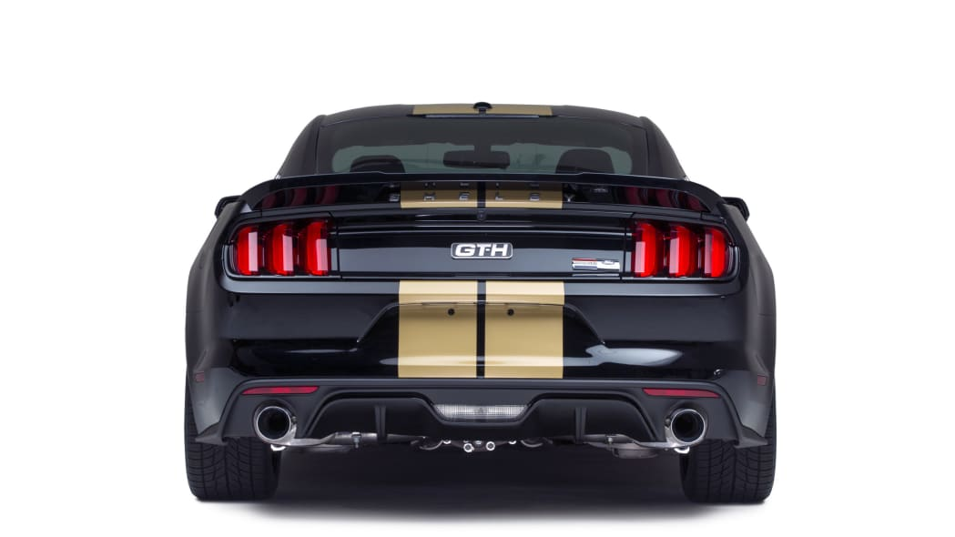 2016 ford shelby gt-h rear