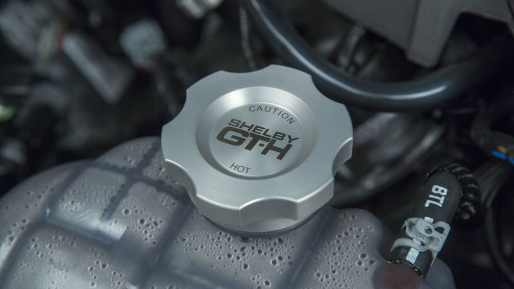 2016 ford shelby gt-h radiator cap