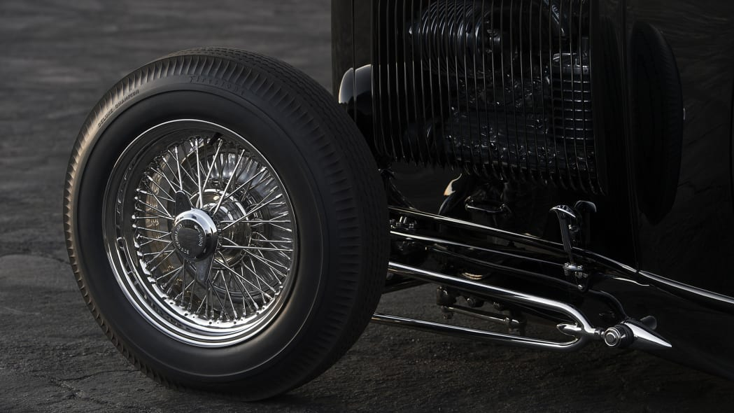 Hollywood Hot Rods 1932 Ford Roadster wheel
