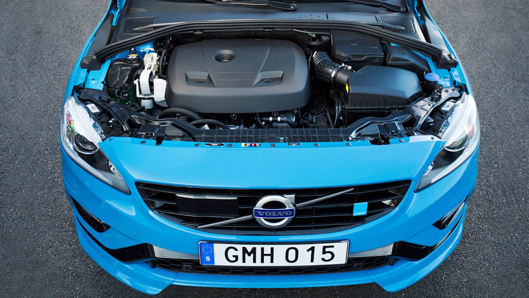 2017 volvo v60 and s60 polestar engine