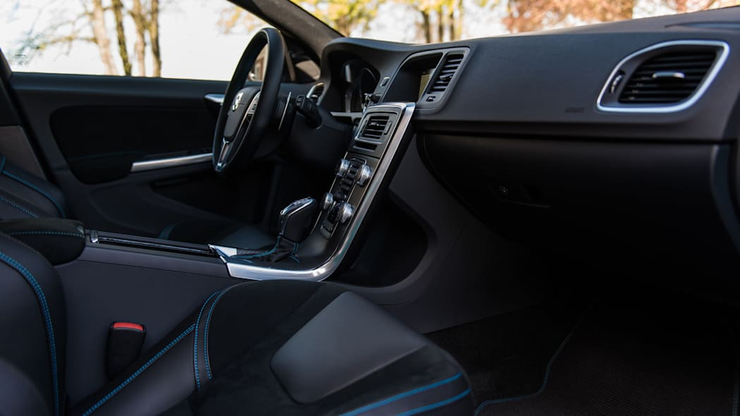 2017 volvo v60 and s60 polestar seats