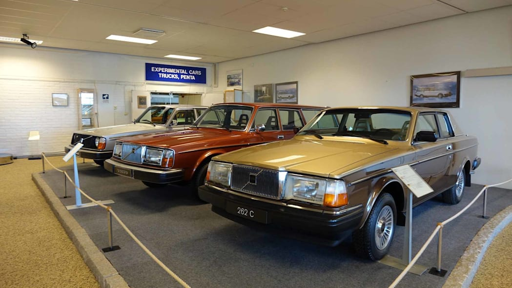 Shaping Volvo's History