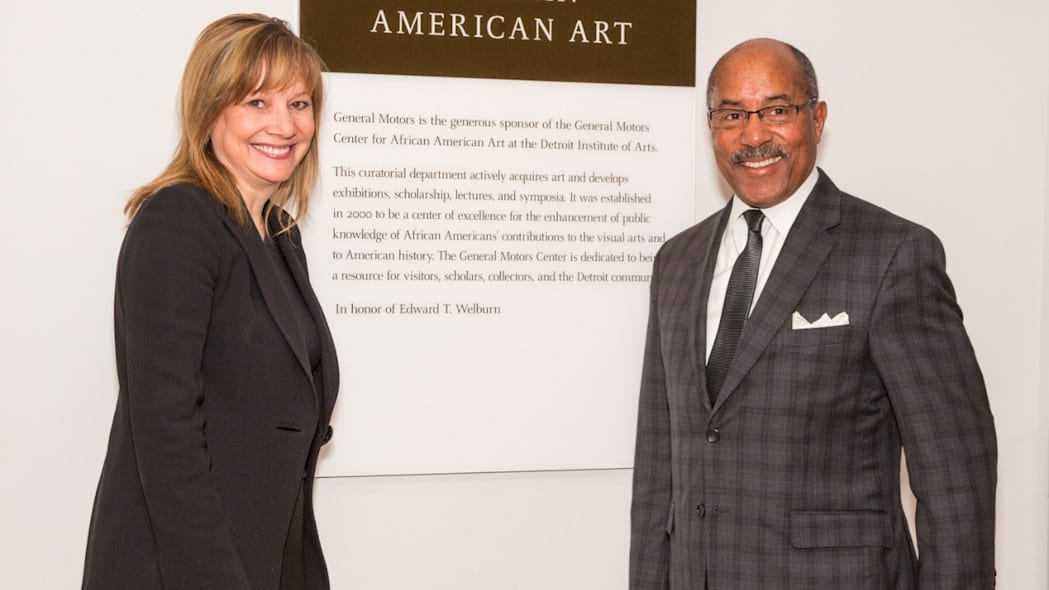 ed welburn mary barra