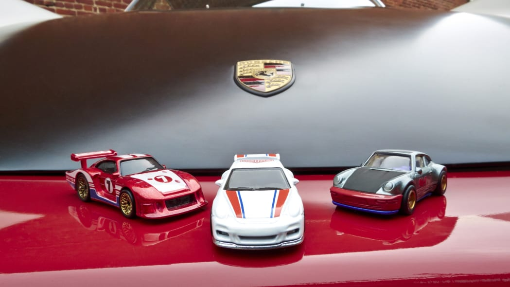 Hot Wheels Goes Outlaw With Magnus Walker Porsches Autoblog
