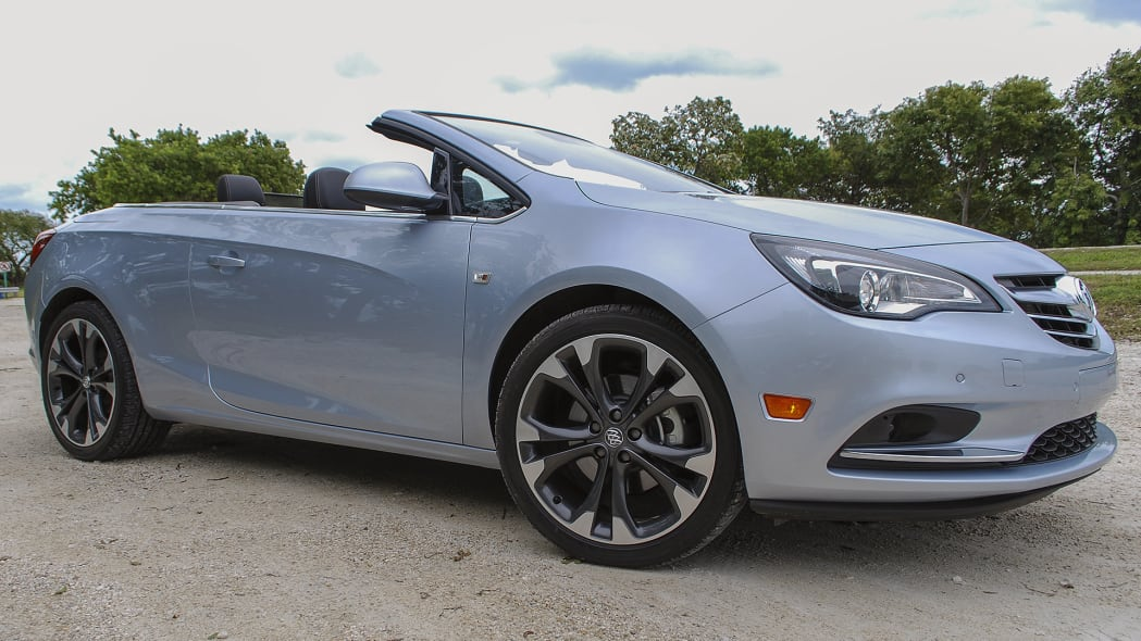 European Style on a Budget: 2016 Buick Cascada First Drive