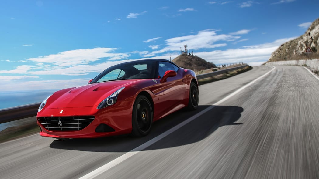 2017 Ferrari California T Handling Speciale top up