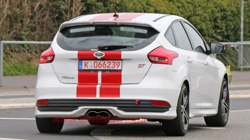 Ford Focus ST280 rear 3/4