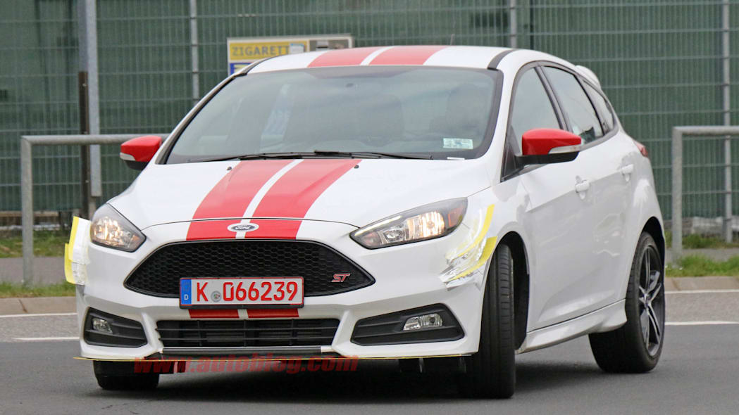Ford Focus ST280 front