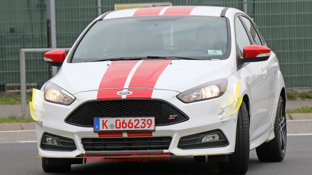Ford Focus ST280 prototype front