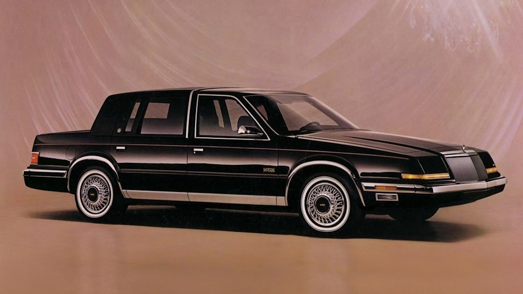 10. 1990 Chrysler Imperial