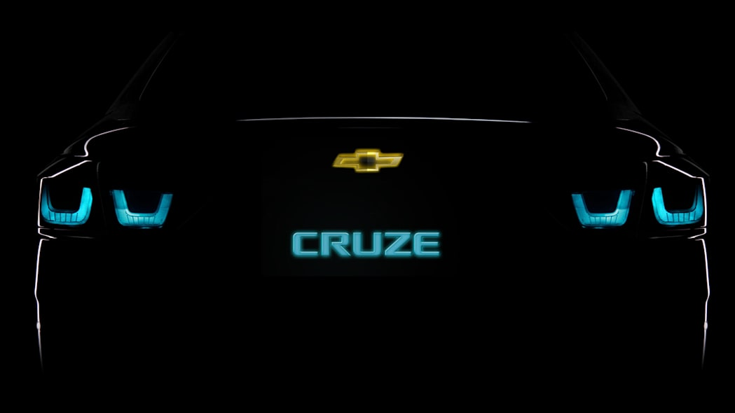 Chevrolet Cruze Tron rear