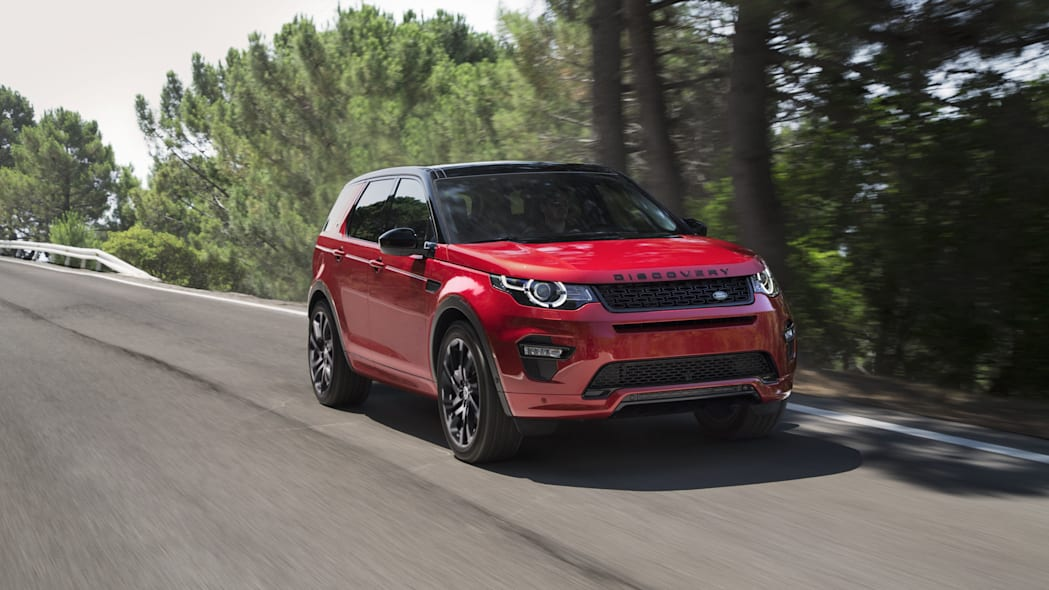2017 land rover discover sport