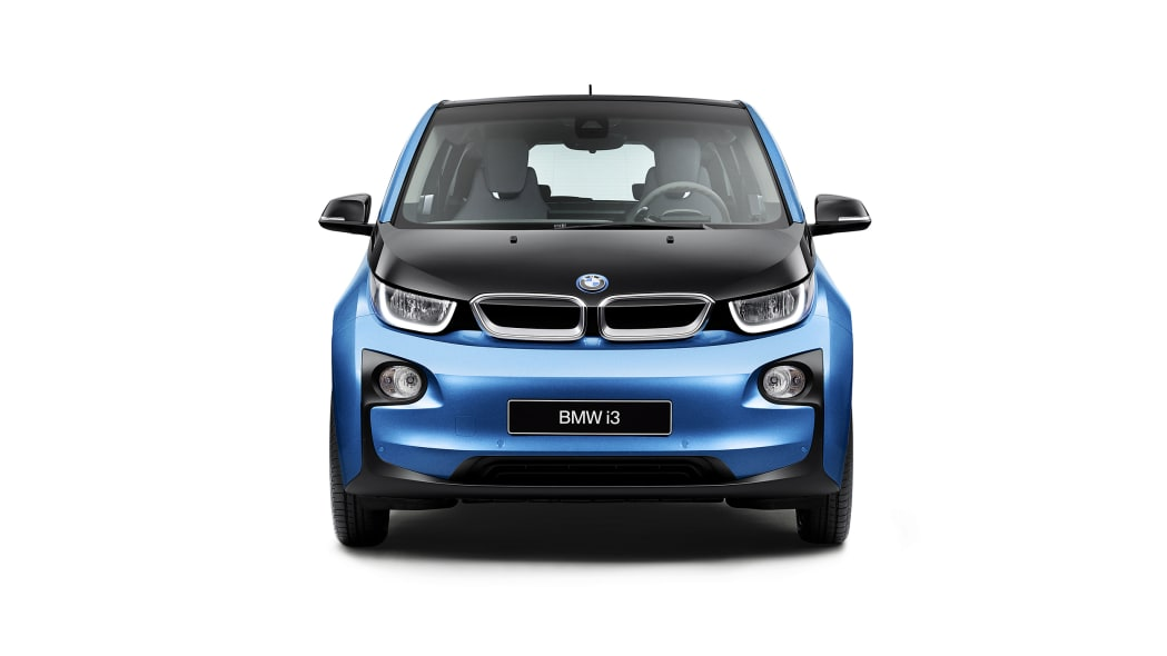 2017 BMW i3 front view