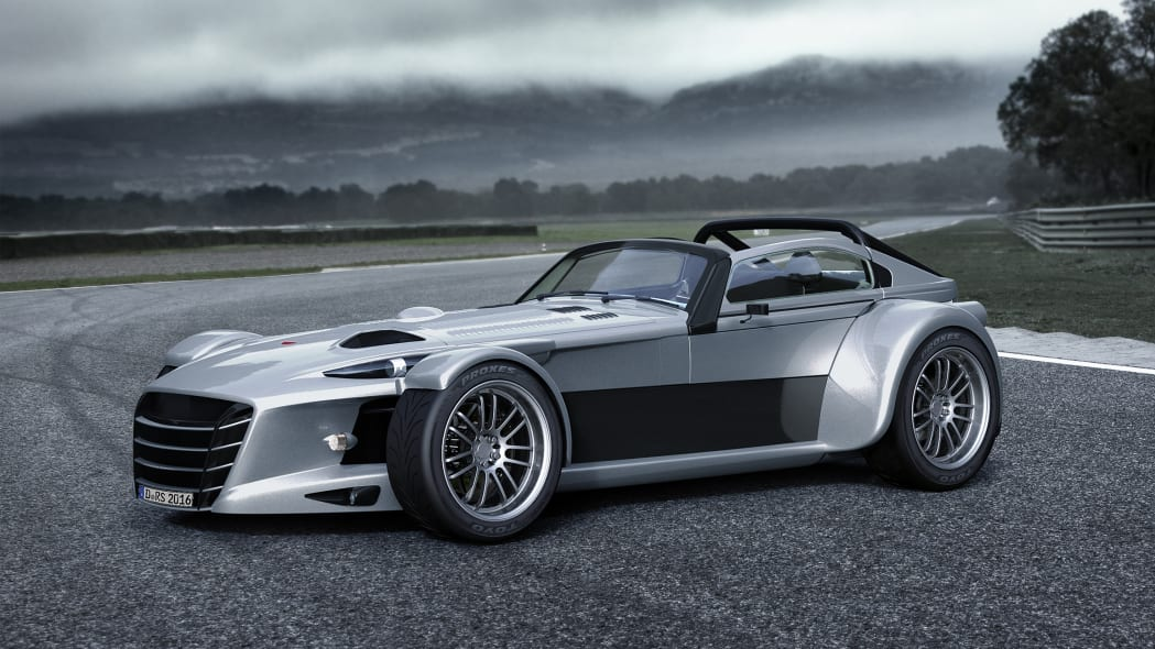Donkervoort D8 GTO-RS front 3/4