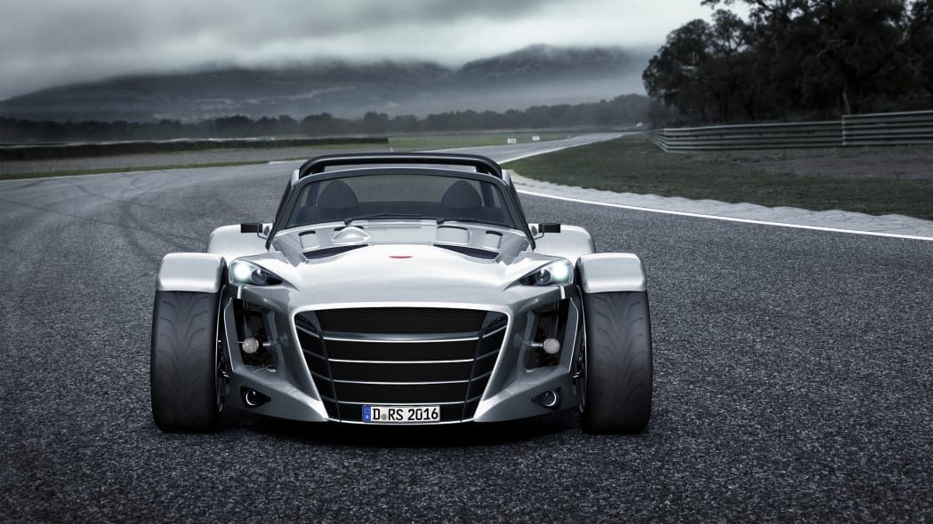 Donkervoort D8 GTO-RS front