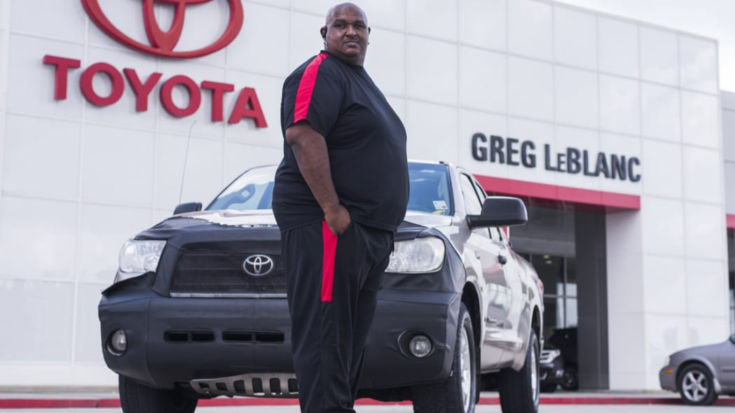 Victor Sheppard's Million-Mile 2007 Toyota Tundra