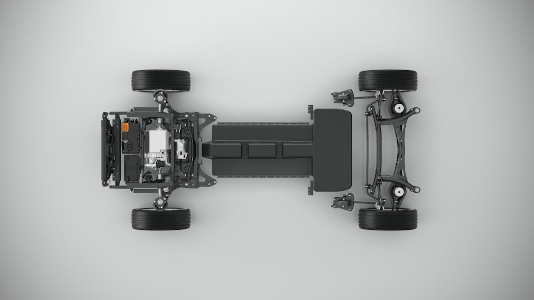 volvo battery compact layout