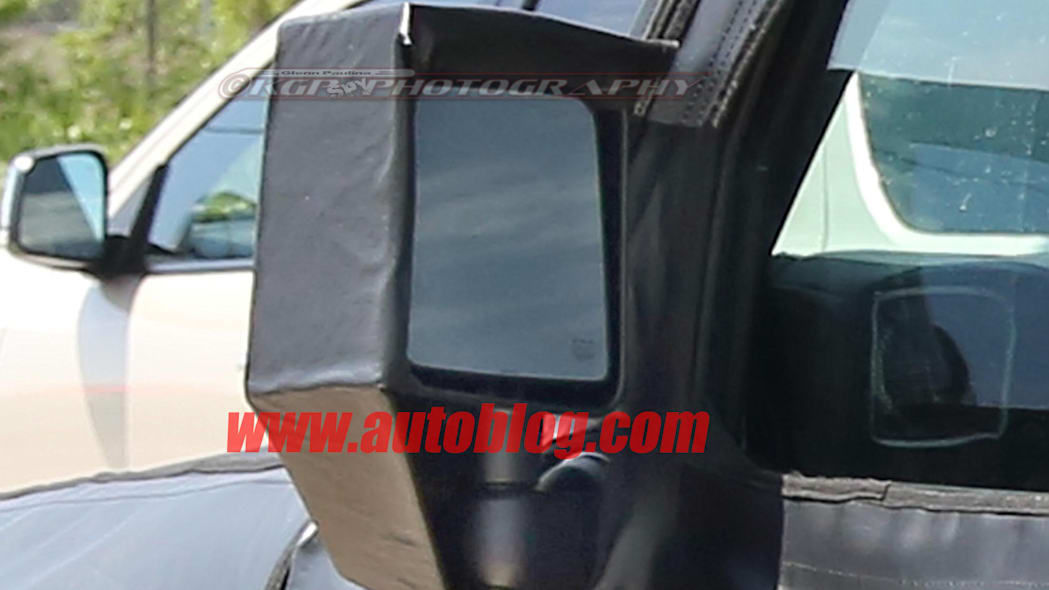 2018 jeep wrangler unlimited side mirror spy photo