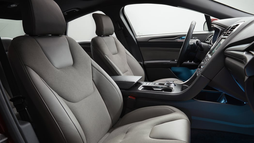 2017 Ford Fusion seats