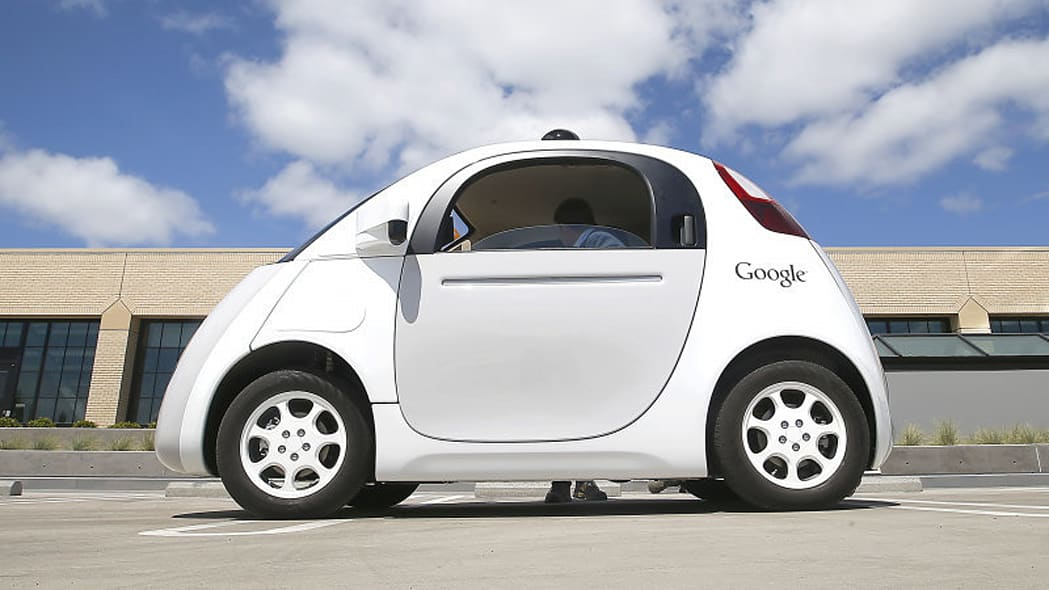 Google Car Patents Show the Wild Future of Autonomy lead