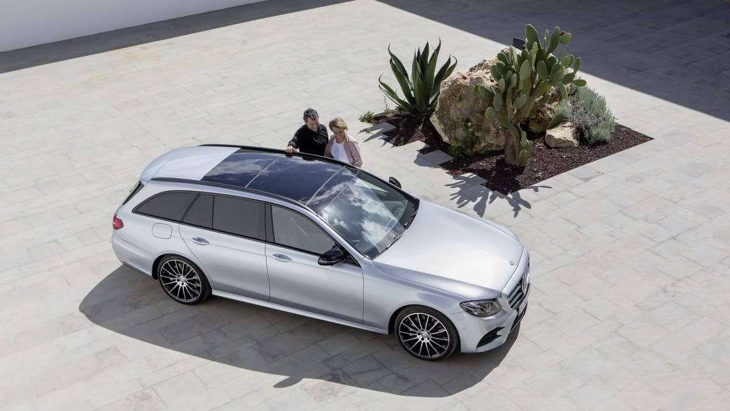 2017 mercedes-benz e400 wagon roof sunroof