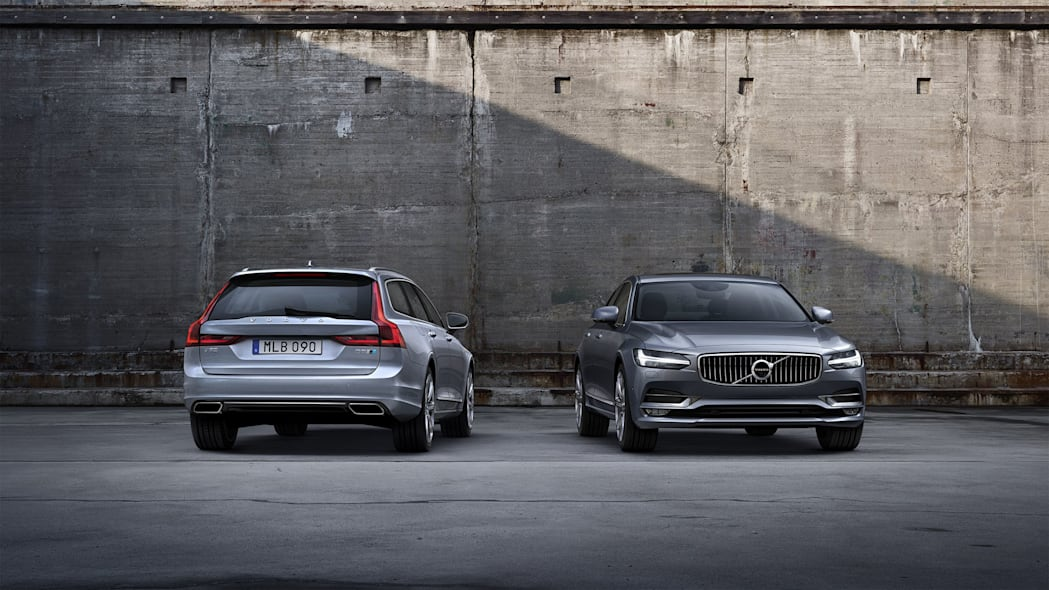 Volvo S90 and V90 by Polestar