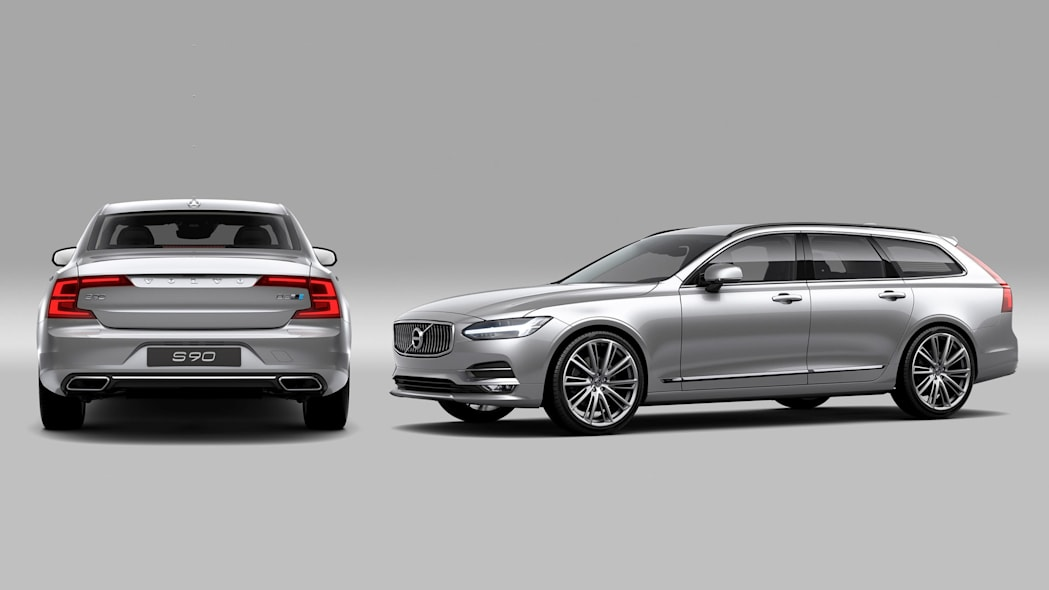 Volvo S90 and V90 Polestar Performance Optimisation