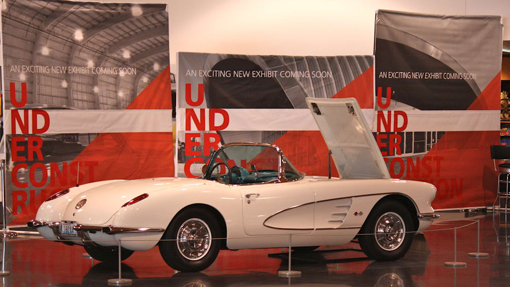 Corvette Only Part Of Museum's Story