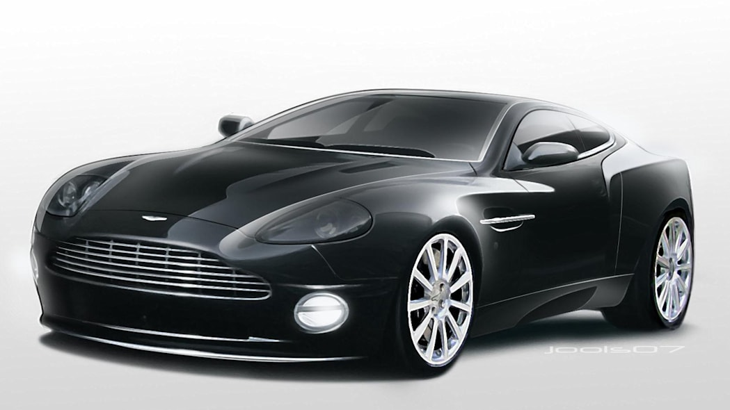 Aston Martin Vanquish S Ultimate Edition