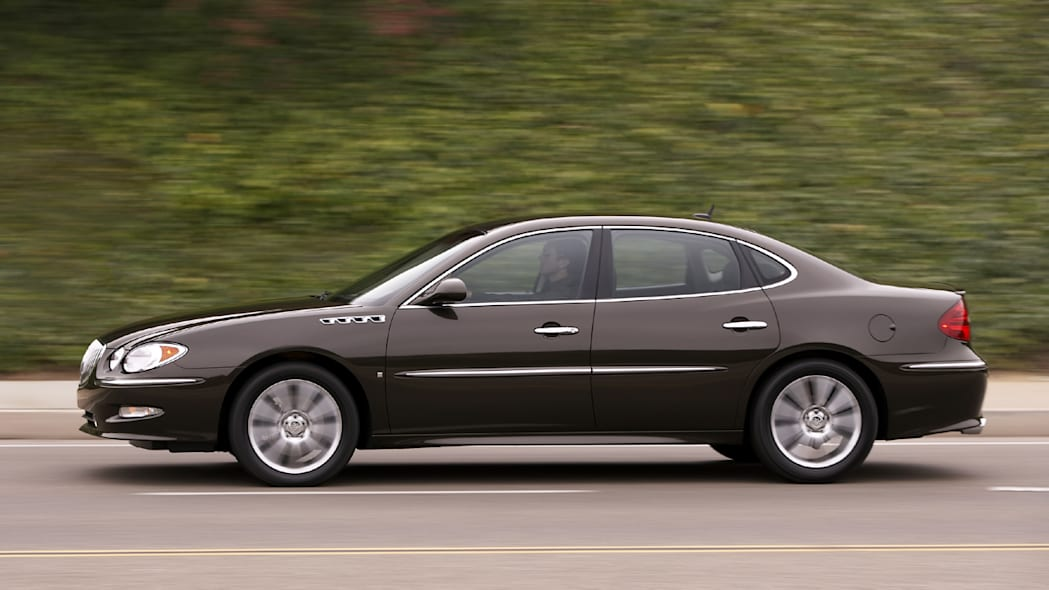 2008 Buick LaCrosse Super Photo Gallery - Autoblog