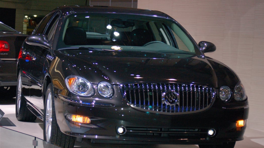 Ny Buick Supers on 2007 Buick Lacrosse Msrp