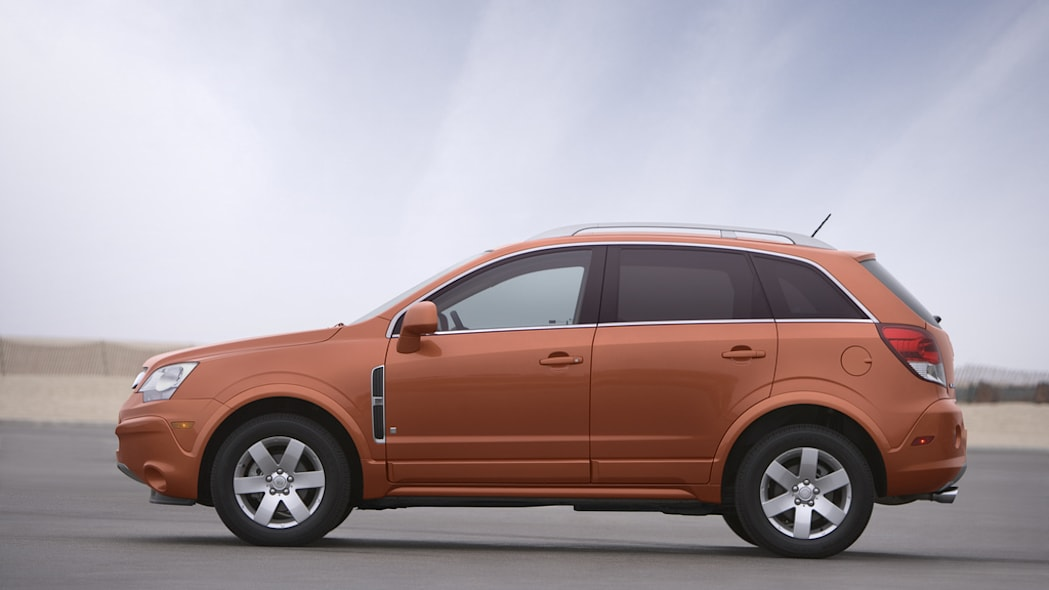 Report Gm Recalling Over 44 000 Saturn Vue Crossovers