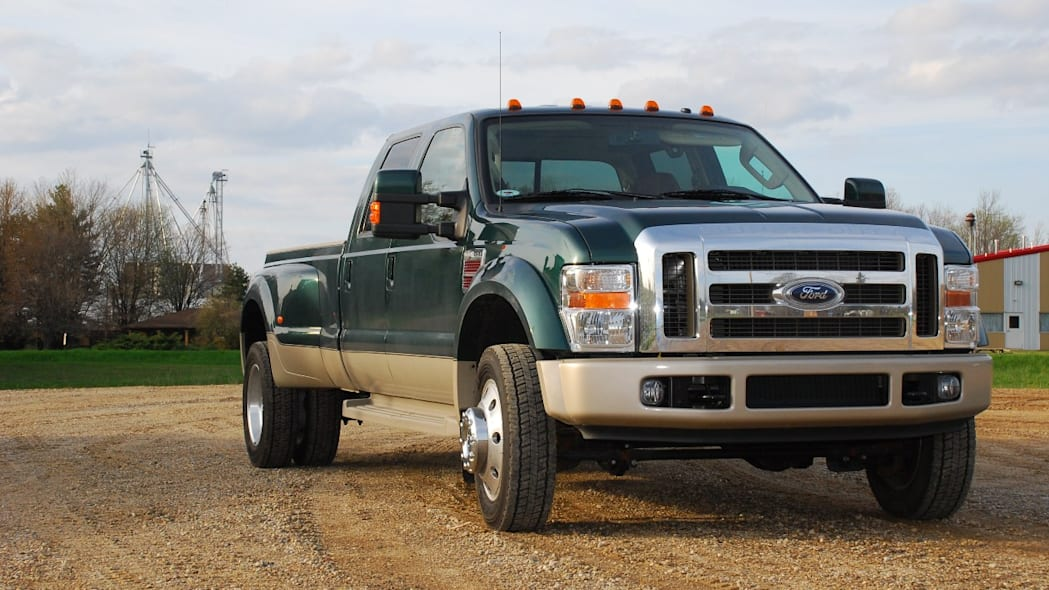 F 450 King Ranch >> 2008 Ford F-450 King Ranch Photo Gallery | Autoblog