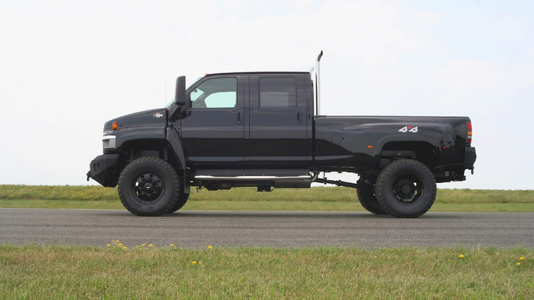 monroe truck offers production version of transformers