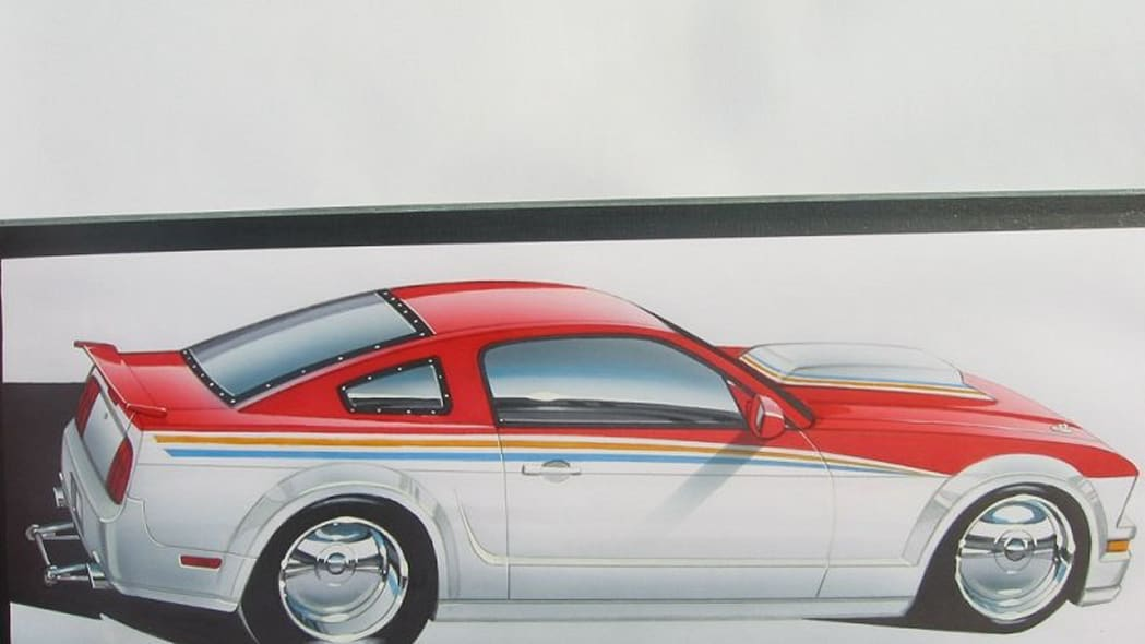 2007 Ford Mustang by Santini-USA