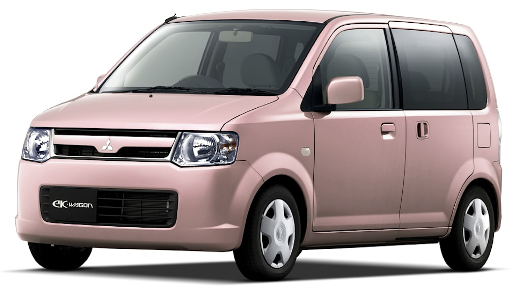 "Mitsubishi eK Wagon ""Bloom Edition"""