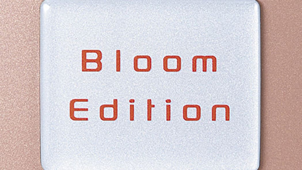 Bloom Edition badge