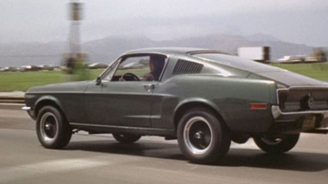 1968 Ford Mustang GT390 Fastback from Bullitt