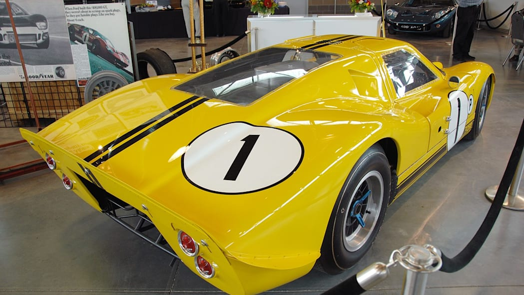 Larry Miller Vw >> A tribute to Shelby: Larry H. Miller Auto Museum - Autoblog