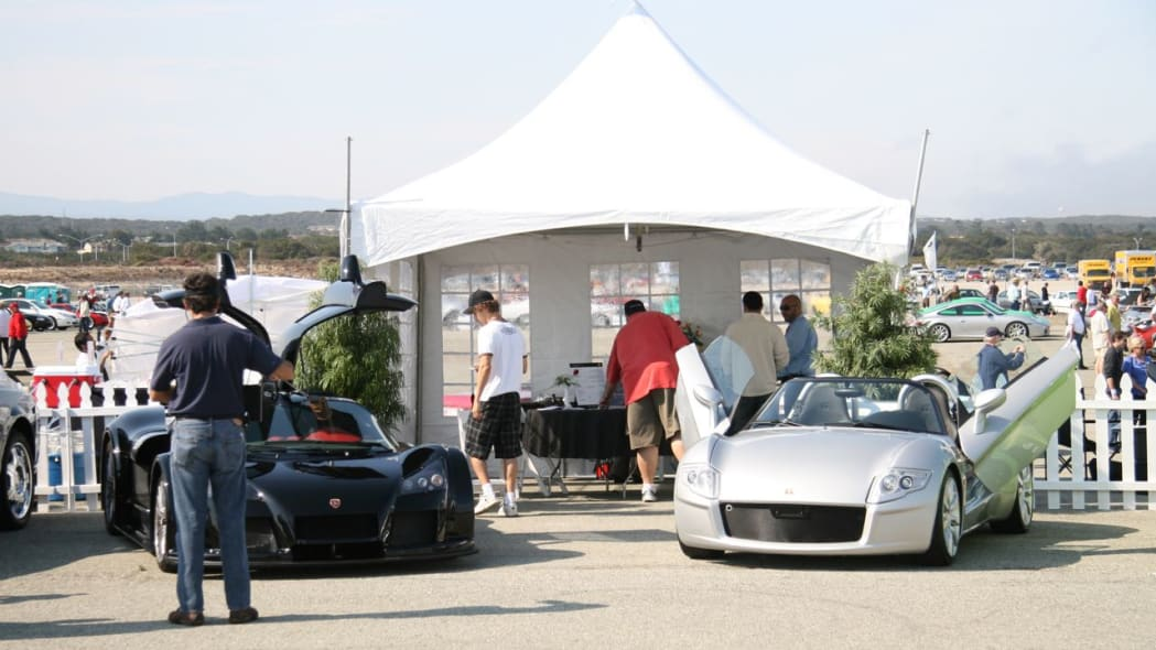 Gumpert Apollo and Yes!