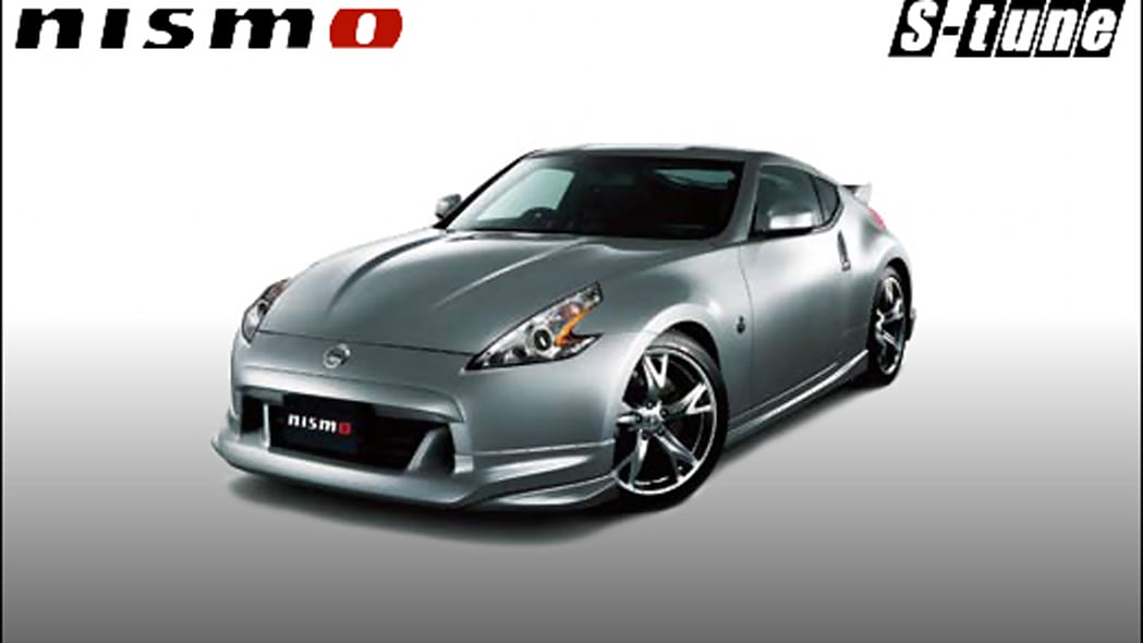 nissan 370z nismo s tune brochure photo gallery autoblog. Black Bedroom Furniture Sets. Home Design Ideas